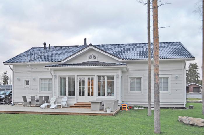 Hermanni 154 taloesittely Vaasassa