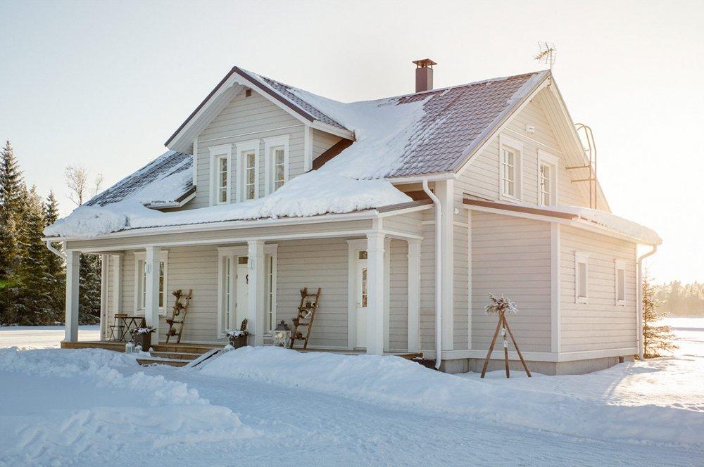 Muuttovalmis Nordland 163 taloesittelyssä Kokkolassa