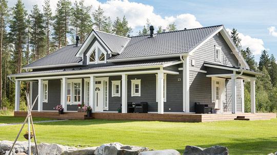 Kreivitalon kauniit ja modernit talomallit - Nordland